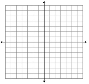 Free Graph Paper with Axis